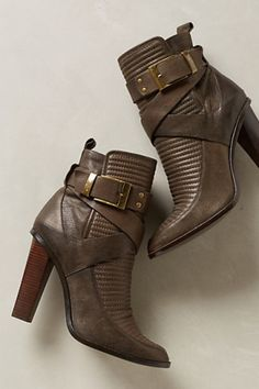 Rachel Zoe Mona Boots - love these walkable heels!