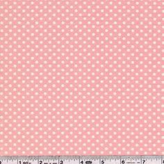 Basic Dots - Cotton Candy Pink
