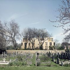 Dartmouth House Chiswick (London) « Lynch Architects