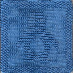 Free  Knitted Dishcloth Patterns Knitting Central - Knitting
