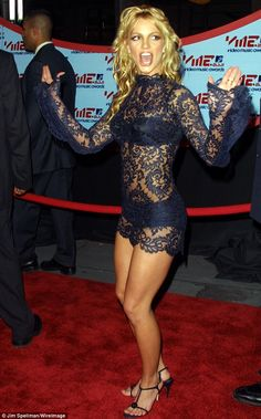 19-year-old Britney!