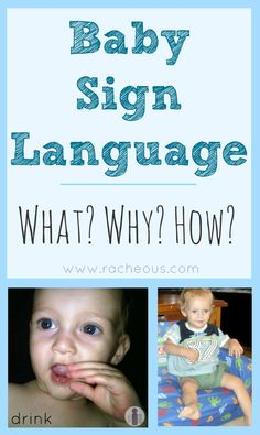 Baby Sign Language | What? Why? How?