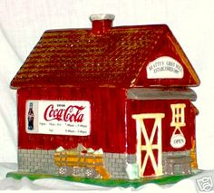 Coca-Cola Cookie Jar