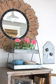 Love the mirror!