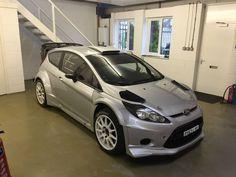 WRC spec fiesta MK7!