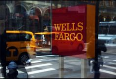 Wells Fargo making some news...Wow!