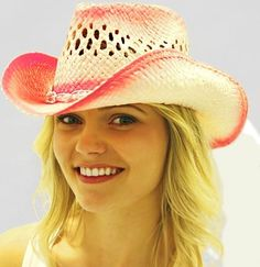 Hair idea for a western theme bachelorette party!