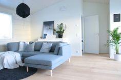 talo markki  - scandinavian living room interior