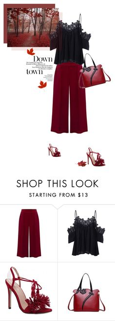 """""""Downtown"""" by theitalianglam ❤ liked on Polyvore"""