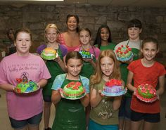 Extreme Cakes 2011  by Lewis and Clark Community College, via Flickr