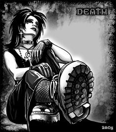 Death-2 by =Candra on deviantART
