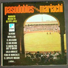 Mariachi mexico 70 de pepe lopez pasodobles con mariachi