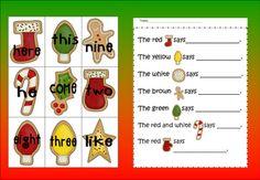 Inspired by Kindergarten: christmas