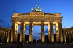 Brandenburger Tor ~ Berlin ~ Germany