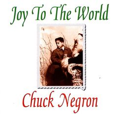 Chuck Negron - Joy To The World CD 1996 Golden Arrow Productions  ** MINT ** #ChristmasThreeDogNight