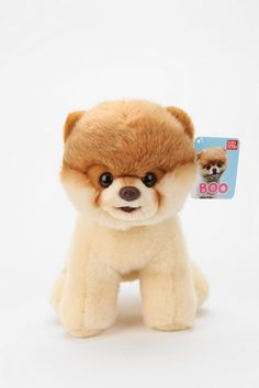 awww, they have a boo plush toy now!!