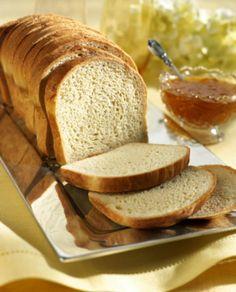 How to Make Homemade Basic White Bread