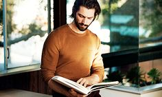 Michiel Huisman photographed by Bjorn Ioos for Mr Porter