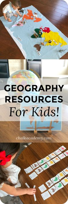 Free geography print