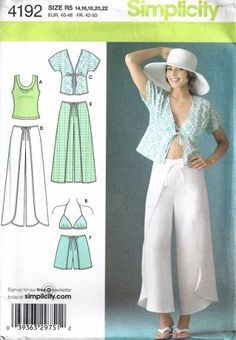 How to sew summer-wrap-around-pants - Instructables - Make, How To