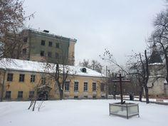 Могильный крест Старой Москвы