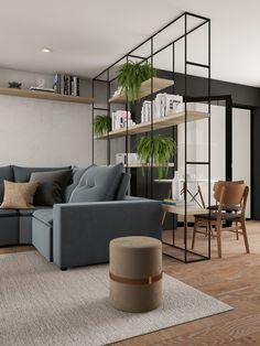 Living Room Interior, Home Living Room, Living Room Designs, Living Room Decor, Home Furniture, Furniture Design, Room Partition Designs, Handmade Home Decor, Living Room Inspiration