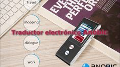 Electronic translator Anobic VT