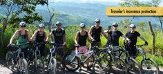 Guatape Downhill Mountain Biking Tour near Medellin, Colombia.