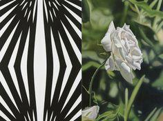 OPTICAL FLOWERS  - Mustafa Hulusi, Gucki.it