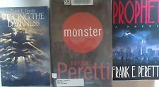Lot of three Novels by Frank E. Peretti