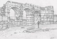 La Grande Ruine de Pavis (2003) paru dans The Shadows of Pavis (Tentacle Press)