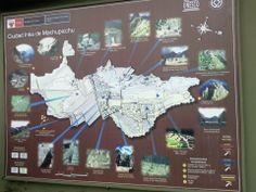 mapa para las visita...