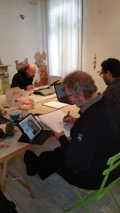 Workshop Jan Op De Beeck