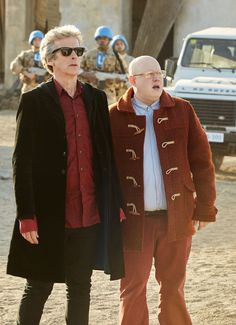 The Doctor & Nardole. Ep. 7