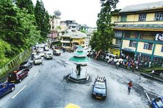 Gangtok today acknowledged by the Indian Govt as Cleanest Tourist Destination in India   The Capital of Sikkim Gangtok today awarded as 'Cleanest Tourist Destination in India' by Central Government. Prime Minister Narendra Modi handed the award to Commissioner of Gangtok Municipal Corporation today at New Delhi.
