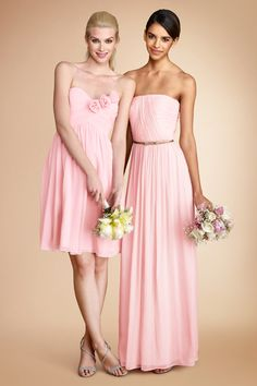 Love today's post from @Southern Weddings Magazine featuring our bridesmaid dresses! #wedding #bridesmaid #Donna Morgan