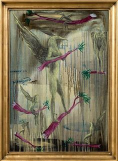 Artworks of Bill Hammond (New Zealander, 1947) from galleries, museums and auction houses worldwide.