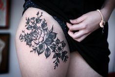 I like this placement but I think it would be pretty uncomfortable toward the inner thigh!