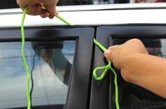 How to Retrieve Keys Locked Inside a Car