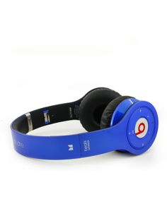 BLUE MONSTER BEATS BY DRE SOLO WIRELESS HIGH PERFORMANCE OVER-EAR HEADPHONES OUTLET ONLINE $180.99