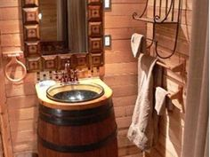 Awesome Pirate Bathroom