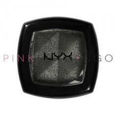 NYX - Single Eye Shadow Black Sparkle