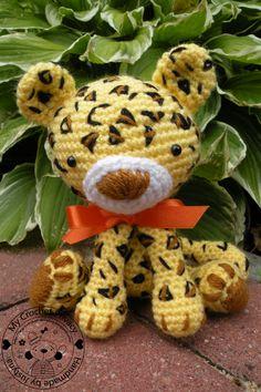 Webster the baby Jaguar