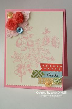 Neglected Elements of Style | Amy's Paper Crafts