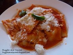Traditional Maltese Ravioli ('Ravjul')