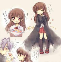 She's so adorable~ :3