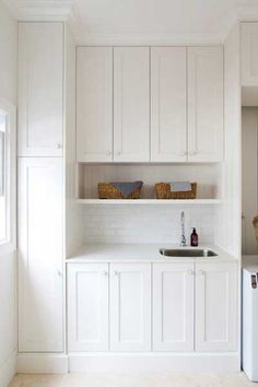 Laundry - Provincial Kitchens Sydney