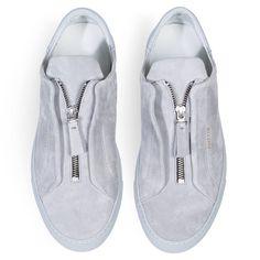 358cc185bc876 Clean 90 zip sneaker Axel Arigato