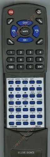 SAMSUNG Replacement Remote Control for AH5902298A, HTC5500, HTC5500XAA, HTC6500 by Redi-Remote. $29.18. This is a custom built replacement remote made by Redi Remote for the SAMSUNG remote control number AH5902298A. *This is NOT an original  remote control. It is a custom replacement remote made by Redi-Remote*  This remote control is specifically designed to be compatible with the following models of SAMSUNG units:   AH5902298A, HTC5500, HTC5500XAA, HTC6500, HTC6600, H...