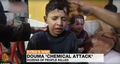 VIDEO: Ruský reportér natočil rozhovor s chlapcem, který účinkoval ve videu Bílých přileb v nemocnici v Dúmě po zinscenovaném chemickém útoku! Bílé přilby polévaly děcka vodou a rozdávaly jim datle a koláčky! Česká vláda, Babiš, Kalousek i Stropnický naletěli už druhému hoaxu z americko-britské produkce! Plejáda užitečných idiotů autorizovala raketový úder proti svrchované zemi na základě zpovykaného videa! [CZ Titulky] | AE News